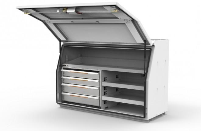 1400 Series Service Box