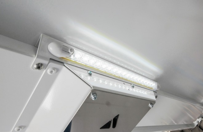 Service Box Lighting