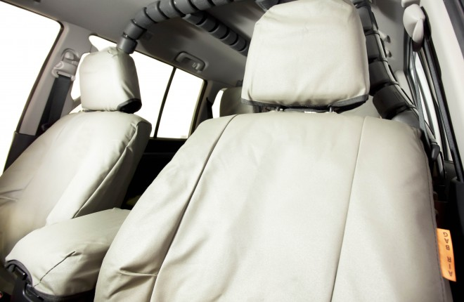 Minecorp Seat Covers