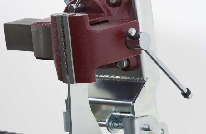 Swing Out Vice Mount