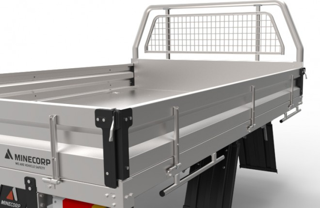 Level 2 Steel Tray