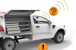 Door Ajar Alarm for Minecorp Service Box Image (1)