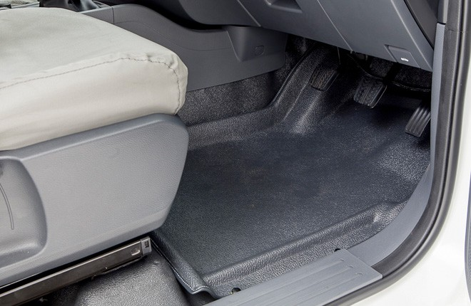 Moulded Floor Mats (Moulded and Anchored)