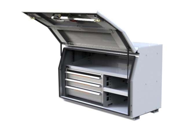 1200 Series Service Box