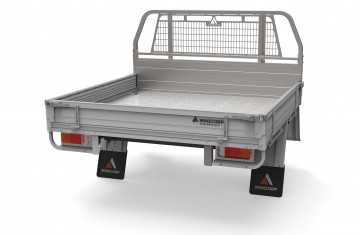 Level 3 Heavy Duty Aluminium Tray Image (1)