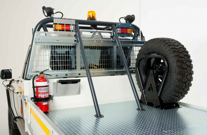 External ROPS – Minecorp Safety Cell