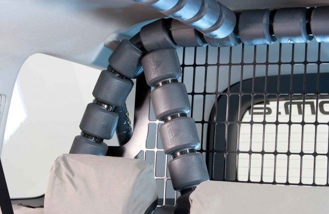 Internal ROPS – 6 Point Safety Cell