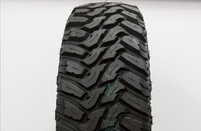 Tyre Upgrade (Off Road)