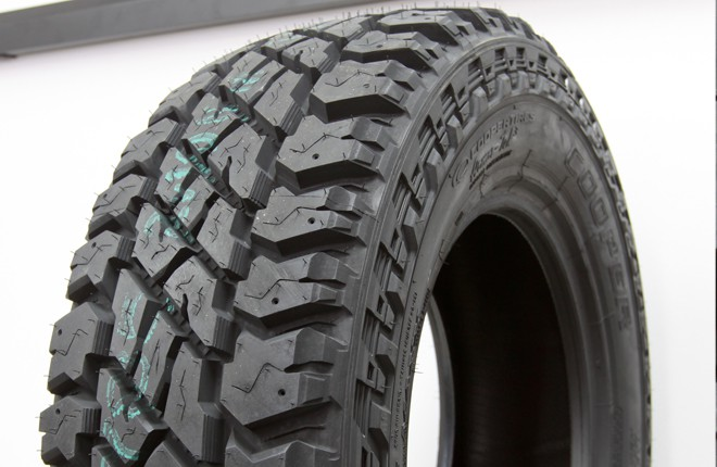 Tyre Upgrade (Combination On/Off Road)