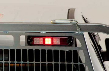 Repeater Lights (Integrated into Mesh with Protective Guards) Image (1)
