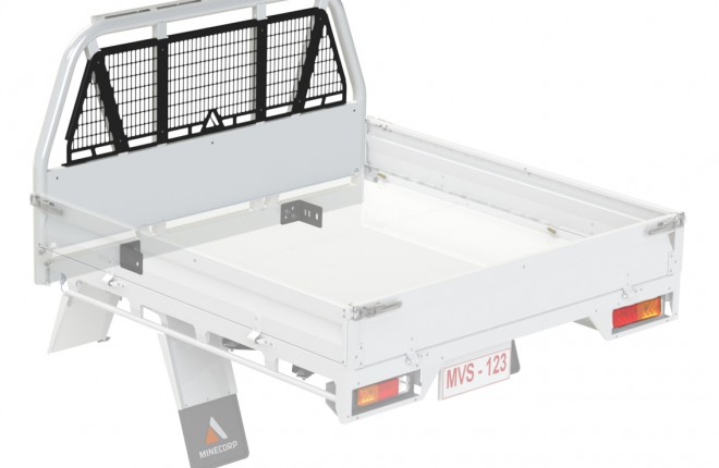 Minecorp Commercial Tray (MCT)