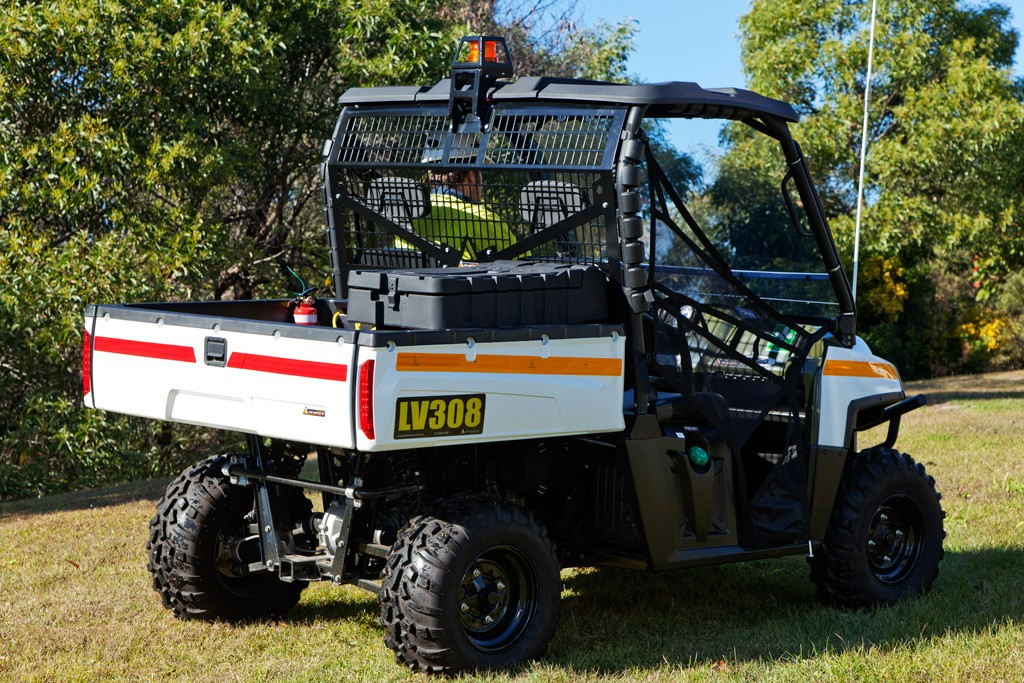 Minesite-Polaris Diesal Ranger 3 Seater