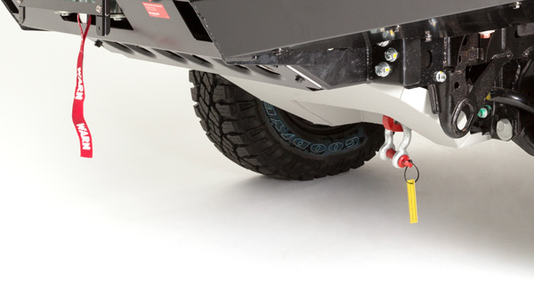 Radiator Seed Guard (PX Ranger only)