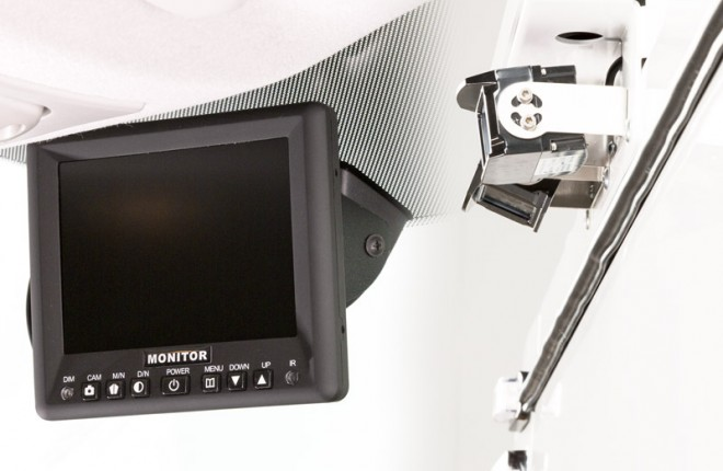 Reverse Camera & 5 Inch Monitor
