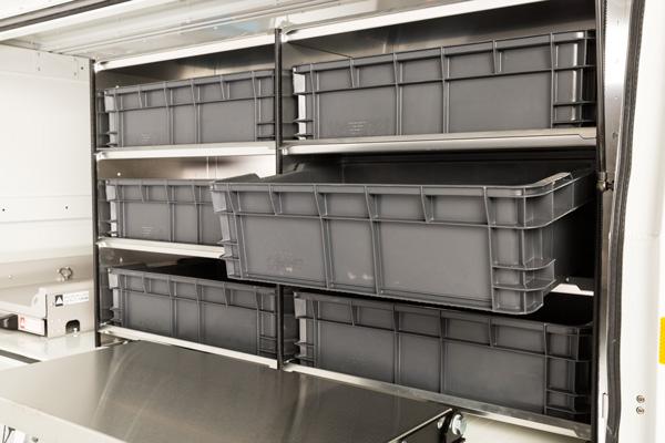 Tub Storage Systems