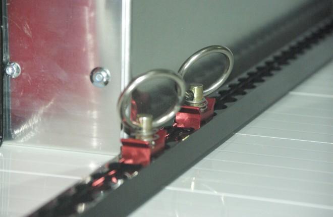 Load Restraint Track