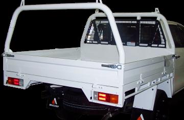 MCT Ladder Rack