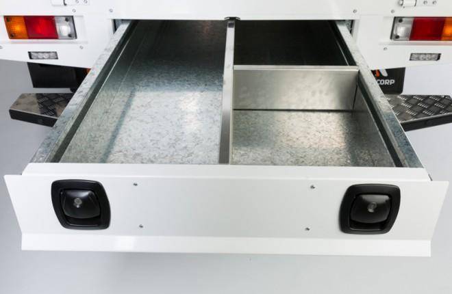 Under Tray Roller Drawer