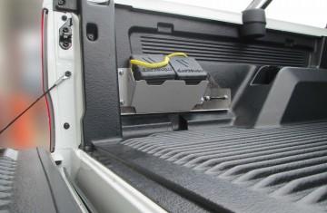 M63000134S Wheel Chock Tub Adaptor Ford PX Ranger 15+ 1