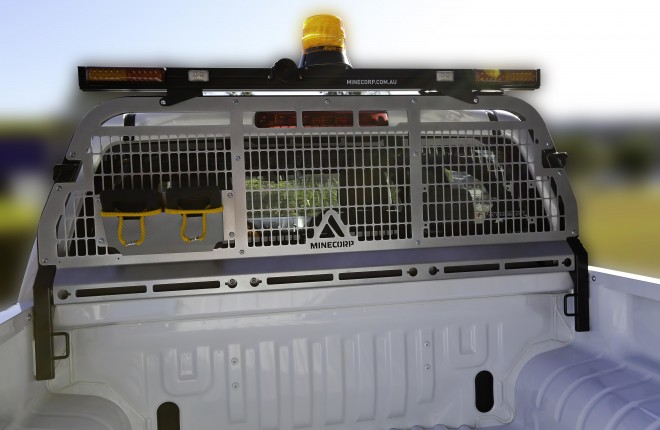 Minecorp Load Guard – Self Supporting Mesh