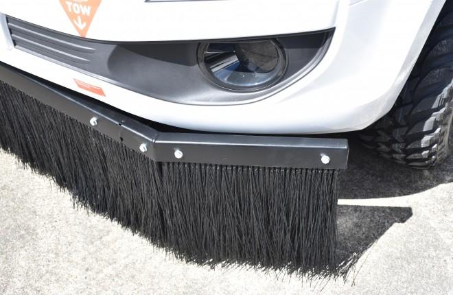 Holden Colorado 2017+ Front Deflection Brush
