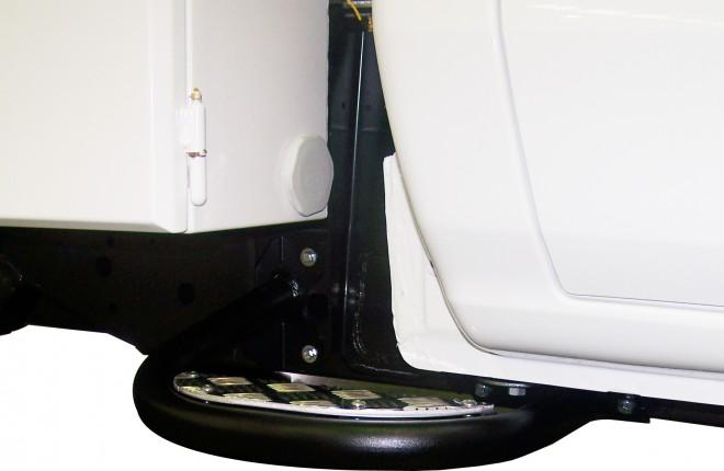 Ford PX Ranger 2011+ Side Step LH & RH