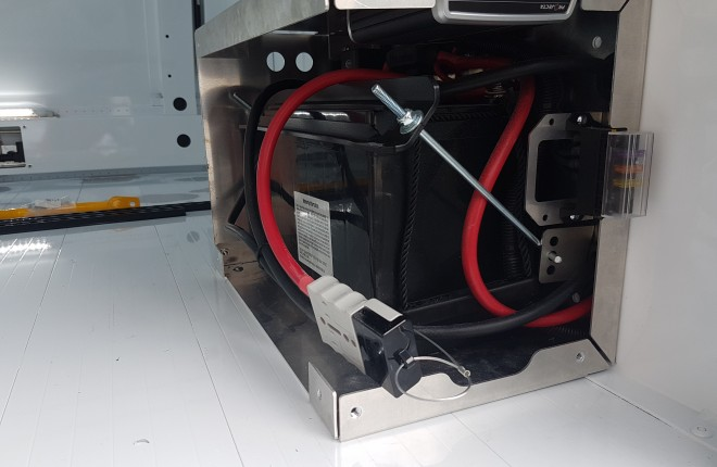 Internal Dual Battery Systems