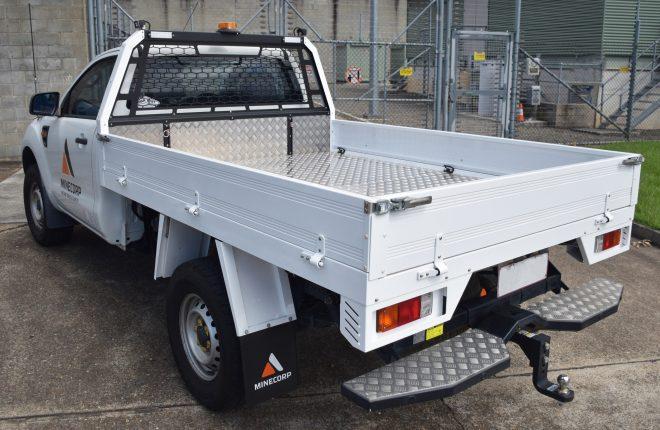 Minecorp Hybrid Tray